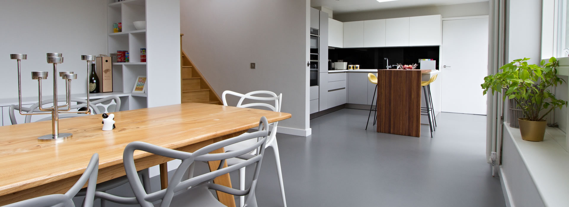 Modern Kitchen Design Hertfordshire