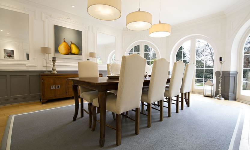 Interior Designer Dining Room