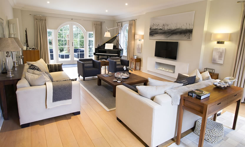 Drawing Room Cobham by LT Designs