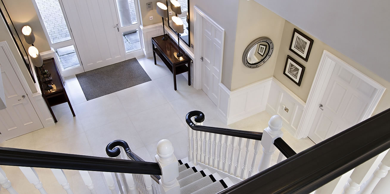 Interior Design Entrance Hall Cobham